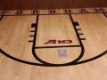 Custom commercial flooring